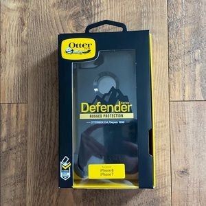 Never Opened Defender Otter Box for iPhone 7/8